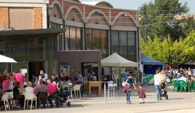 Hangar, centro de creación musical en Burgos