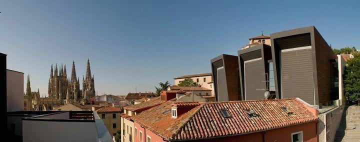 CAB, arte y vistas en Burgos
