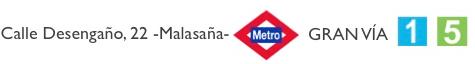 Dirección metro