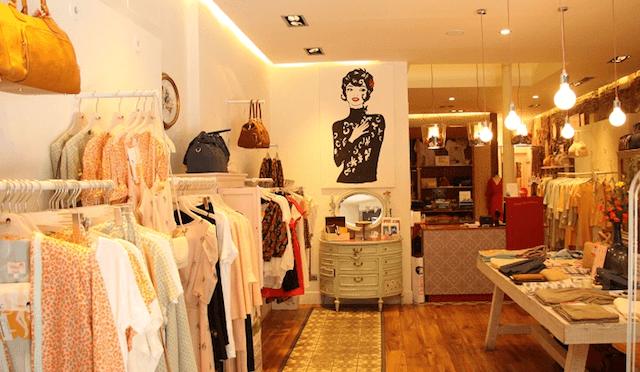 Dolores Promesas, tienda para chicas en Madrid