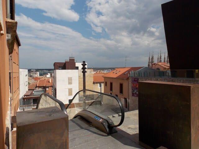 CAB, arte contemporáneo y vistas