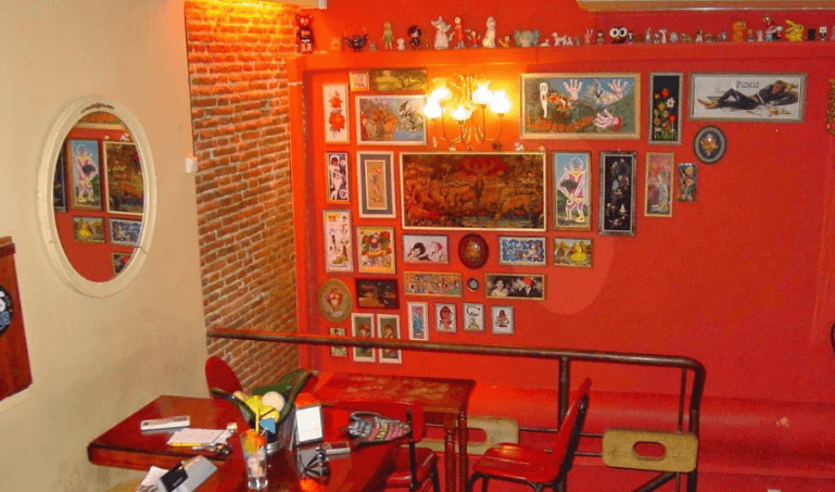 Picnic bar, el más hipster de Malsaña