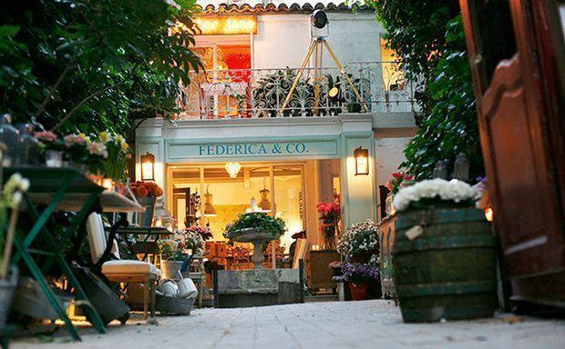 Federica & co, el shopping más chic de Madrid