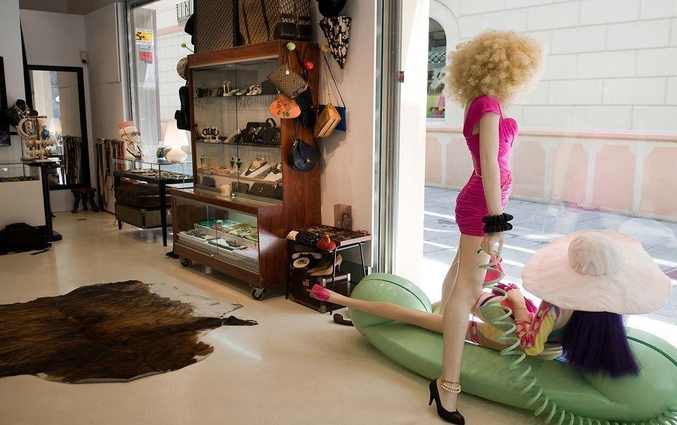 Le Swing Vintage, ropa segunda mano en Barcelona