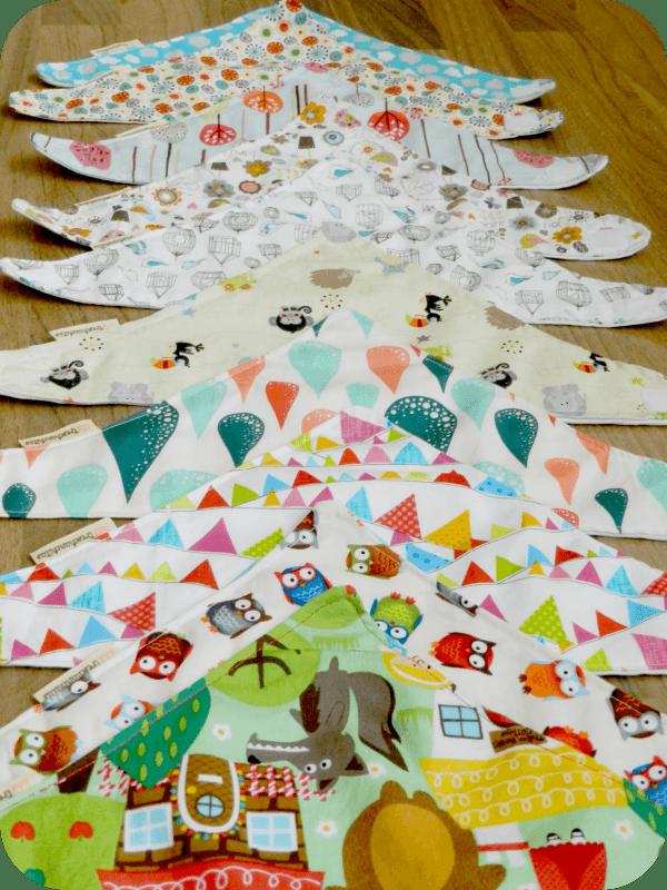 Treschanchitas, complemetos handmade para niños y mamás