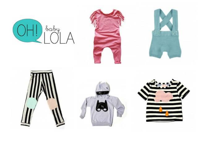 online de ropa para niños
