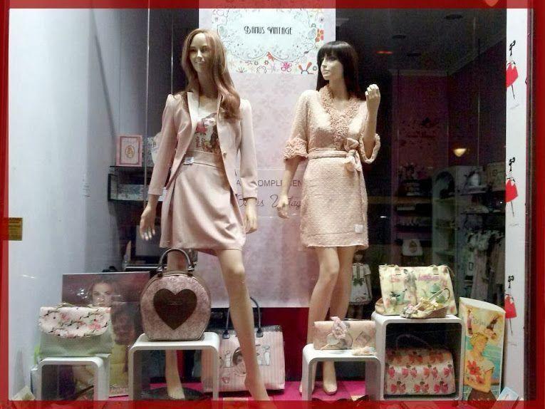 Banus Vintage, tienda de ropa
