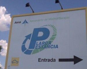 Parking en Barajas