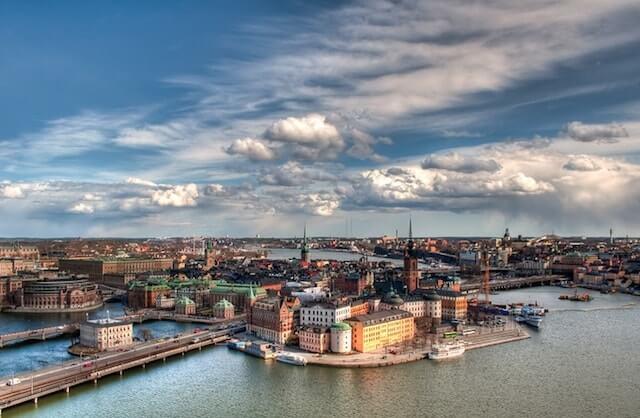 Miradores de Estocolmo con las mejores vistas de la ciudad