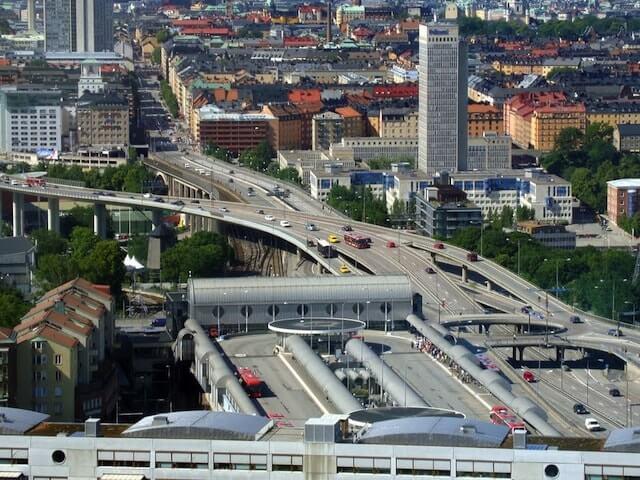Miradores de Estocolmo, las mejores vistas de la ciudad