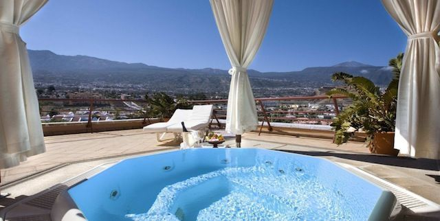Hotel Botánico, un hotel de lujo en Tenerife