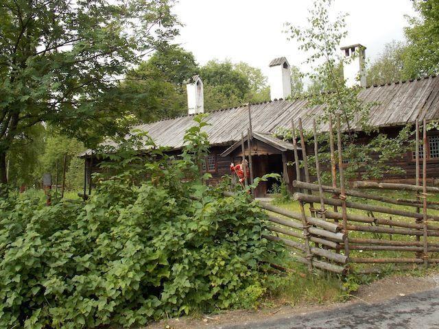 Skansen, un museo al aire libre en Estocolmo