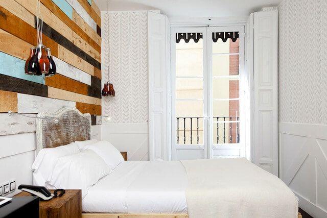 Dormir en Madrid