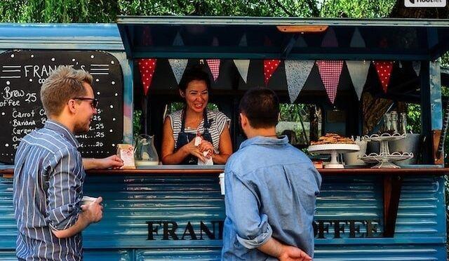 Food trucks, comer barato en Estocolmo
