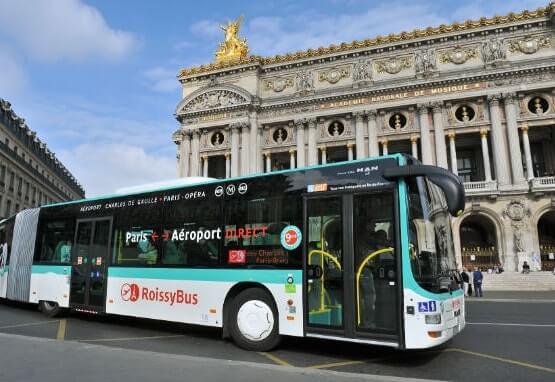 Cómo ir del aeropuerto Charles de Gaulle a París