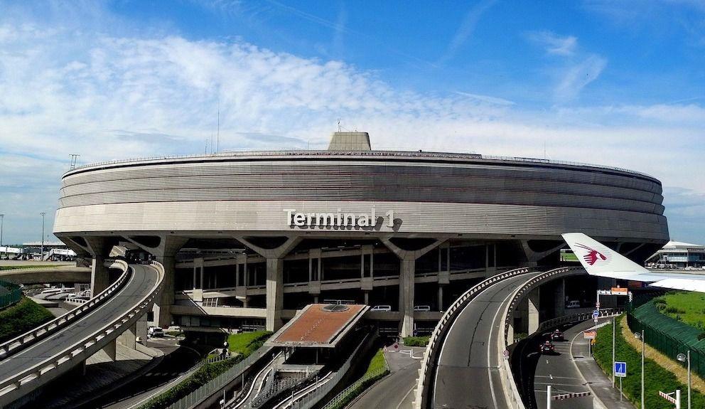 Aeropuerto Charles de Gaulle en París