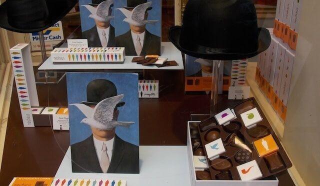 Chocolate en Bruselas, una delicia para foodies