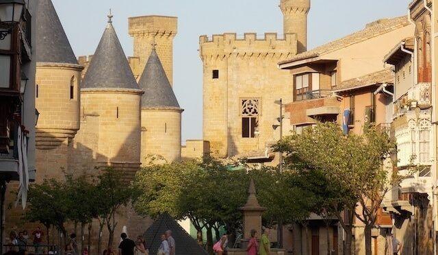 Un día en Olite, una villa medieval en Navarra