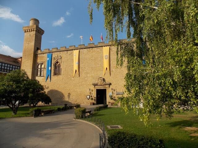 Un día en Olite, la ciudad medieval de Navarra