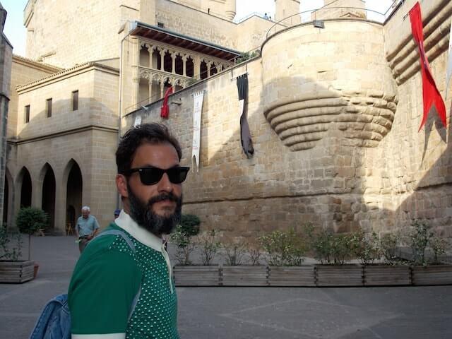 Un día en Olite, la villa medieval en Navarra