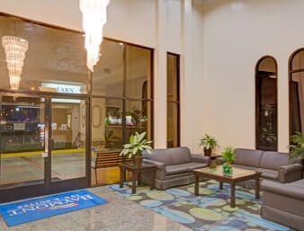 Hoteles en Los Ángeles, cinco propuestas en la ciudad