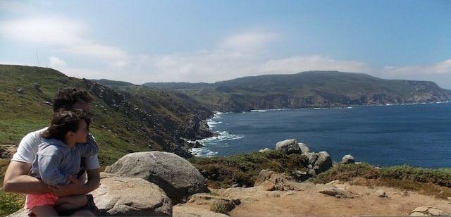 Estaca de Bares, el punto más al norte de España