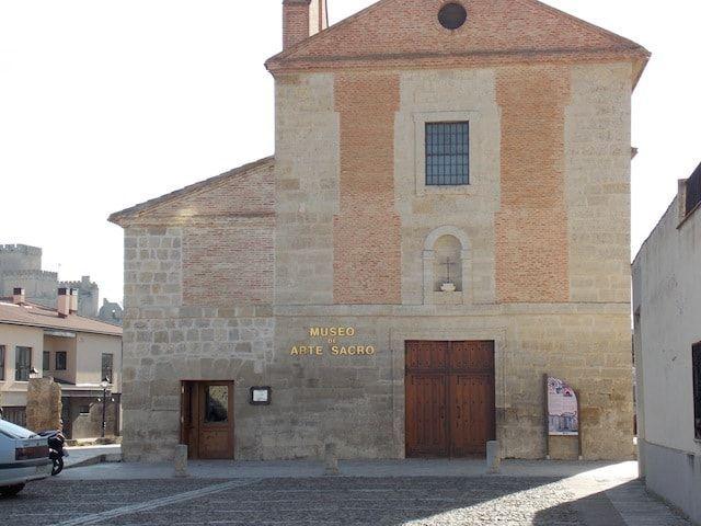 Museo de Artes Sacro en Ampudia
