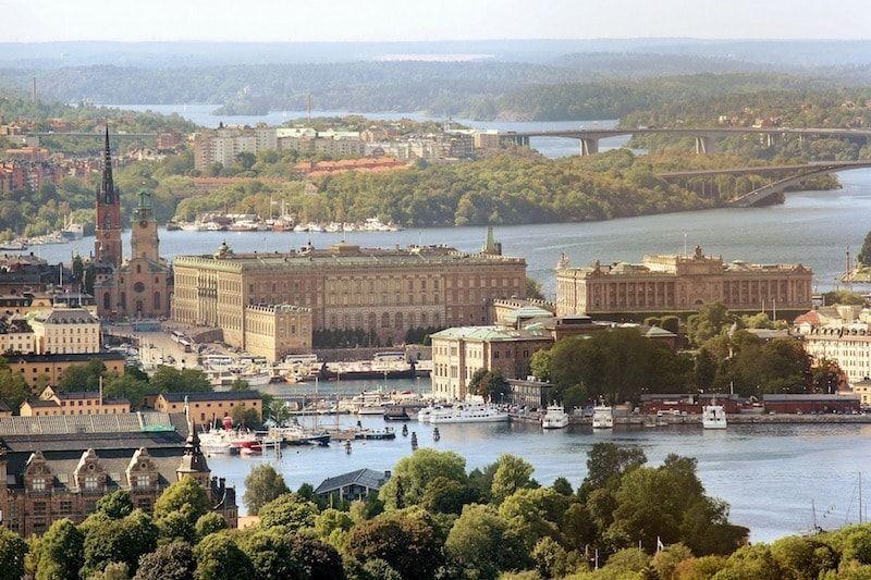 Vistas generales guía de Estocolmo gratis en pdf