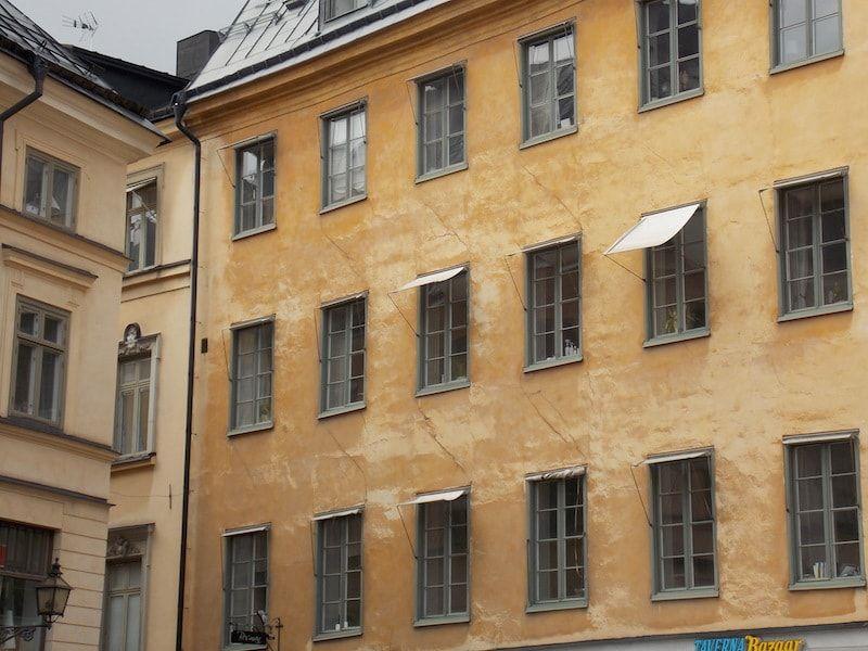 Gamla Stan en la guía de Estocolmo gratis en pdf