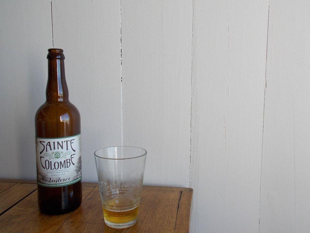 Cerveza artesanal bretona