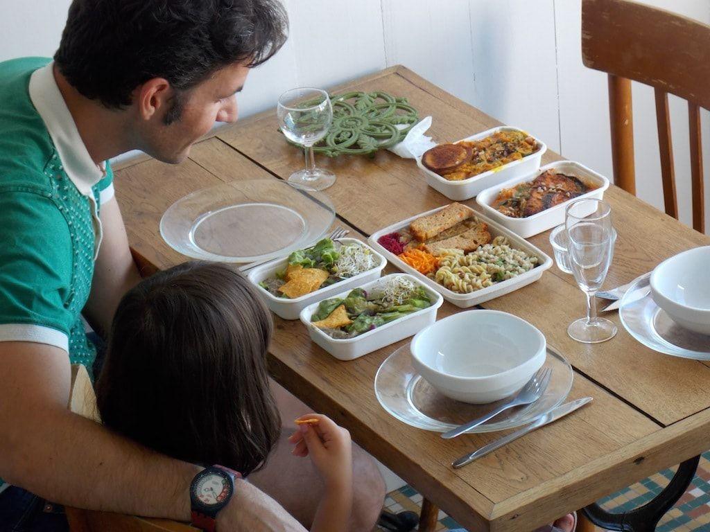 Vegetariano en Lanion Bretaña
