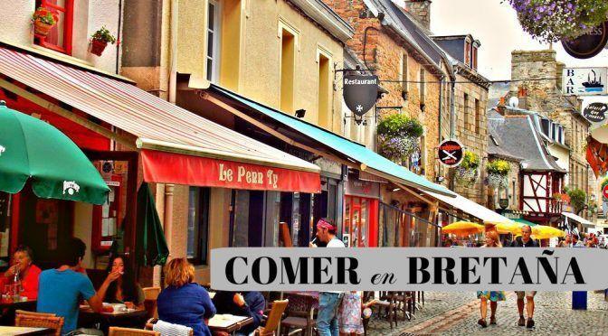 Comer en Bretaña guía con algo más que mejillones y crepes