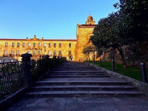 Convento en San Francisco Pontevedra