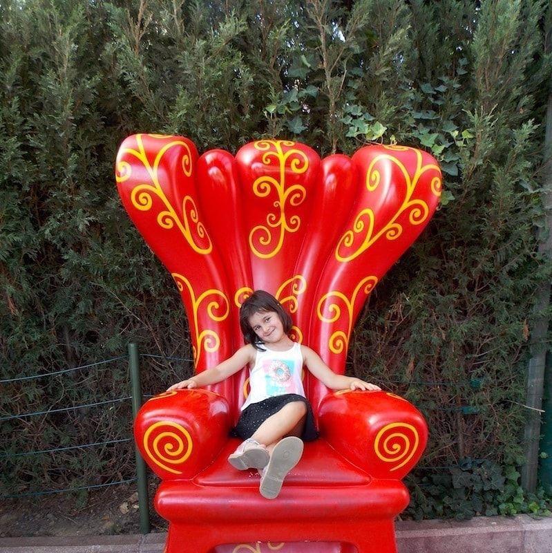 lleva tu disfraz a Disneyland París