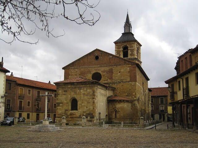 La plaza del Grano de León