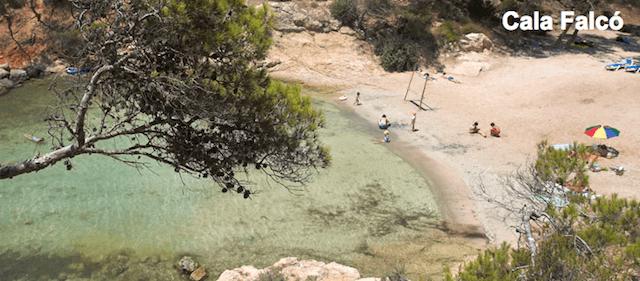 Cala Falcó, Mallorca