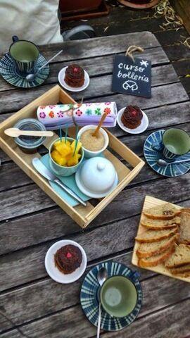 Desayuno de Pinchín