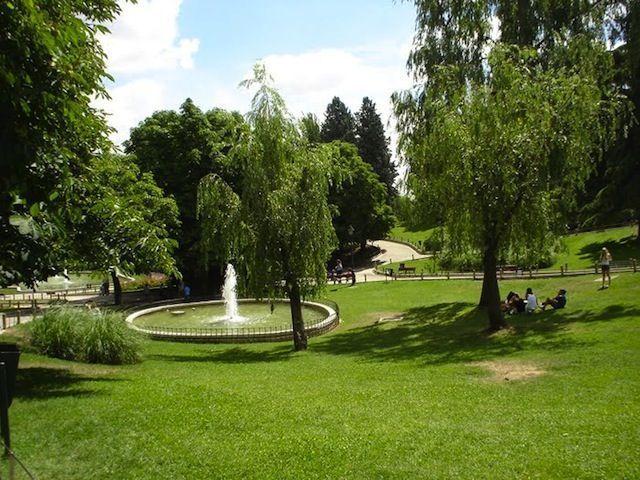 Parque Berlín de Madrid