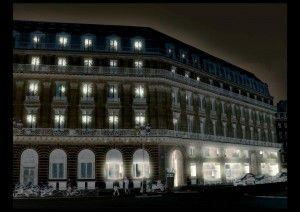 Exterior W Ópera París