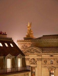 Vistas desde el W Ópera París