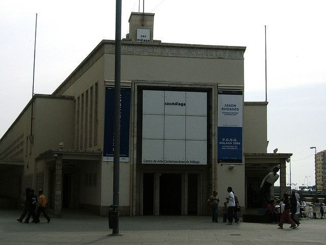 Centro Arte Contemporáneo de Málaga