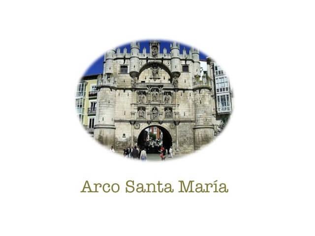 Arco Santa María