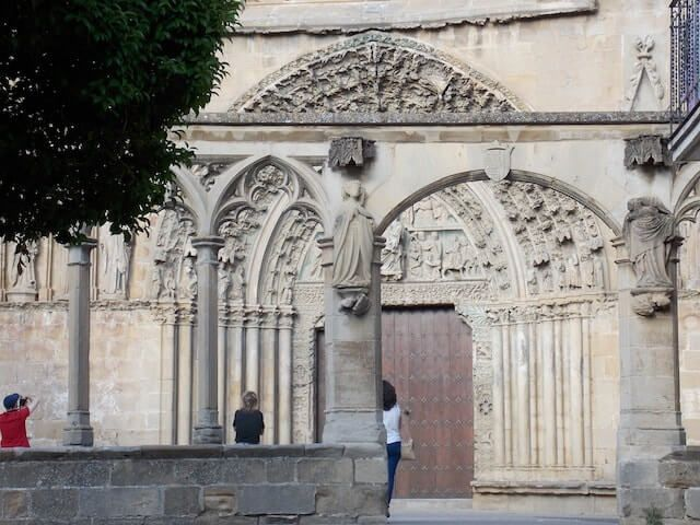 Iglesia de Santa María de Olite