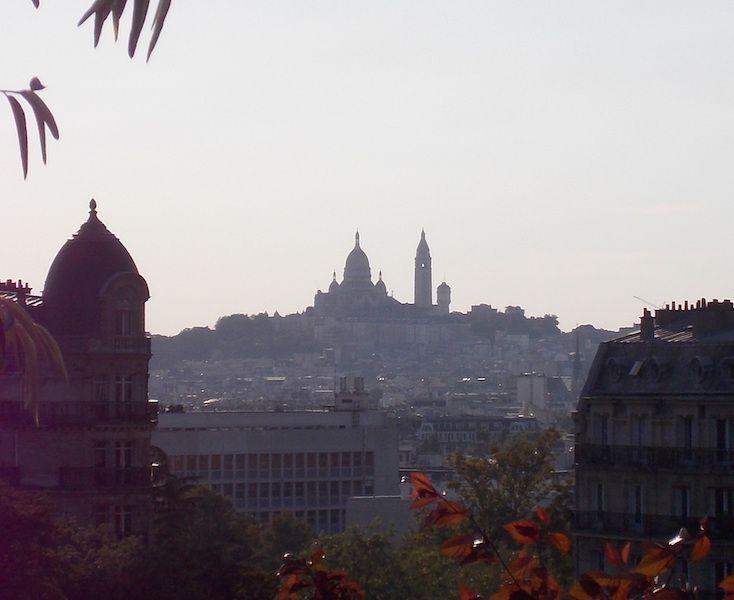 Un parque de París con buenas vitas