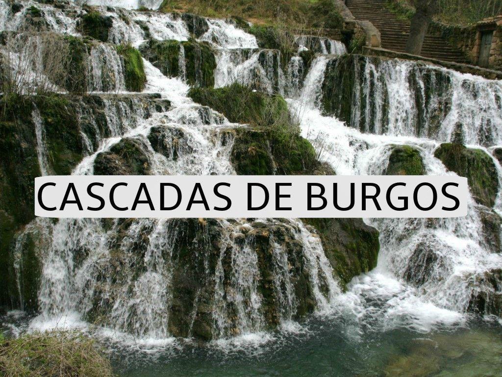 5 cascadas de Burgos con agua a borbotones-min