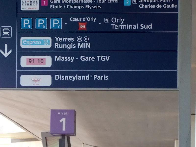 Transfer aeropuerto Orly París