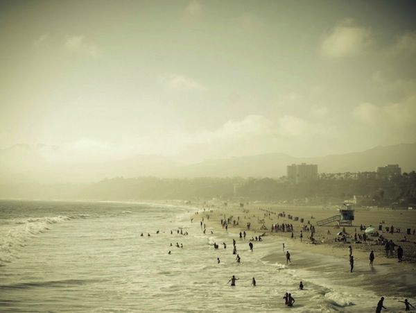 Hermosa Beach en Los Ángeles