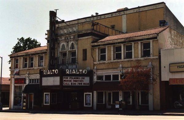 Teatro Rialto en Los Ángeles