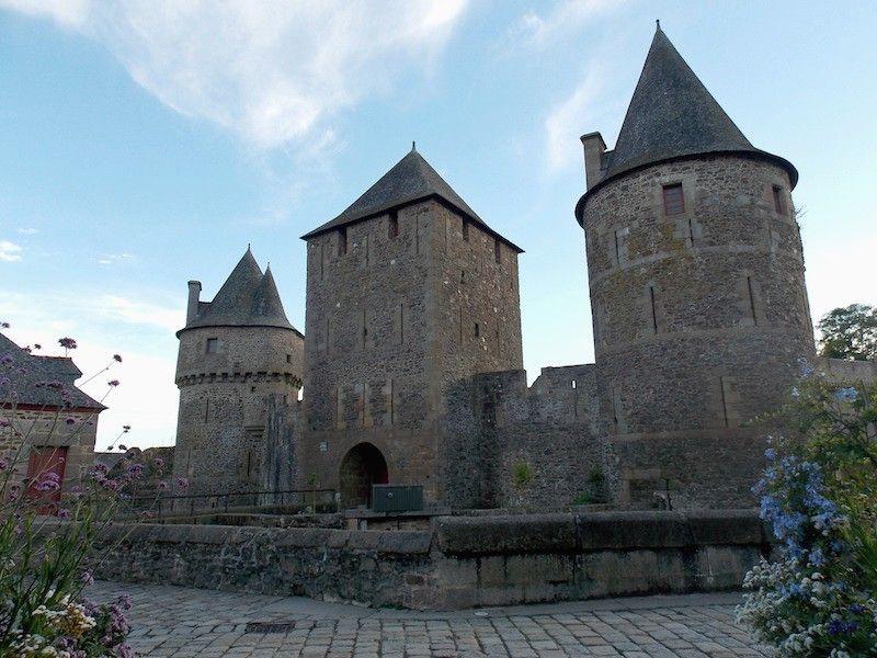 Fougères uno de los pueblos más bonitos de Bretaña