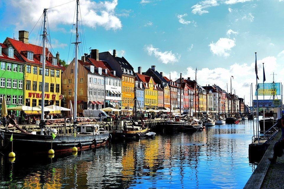 Copenhagen un destino para viajar con amigas